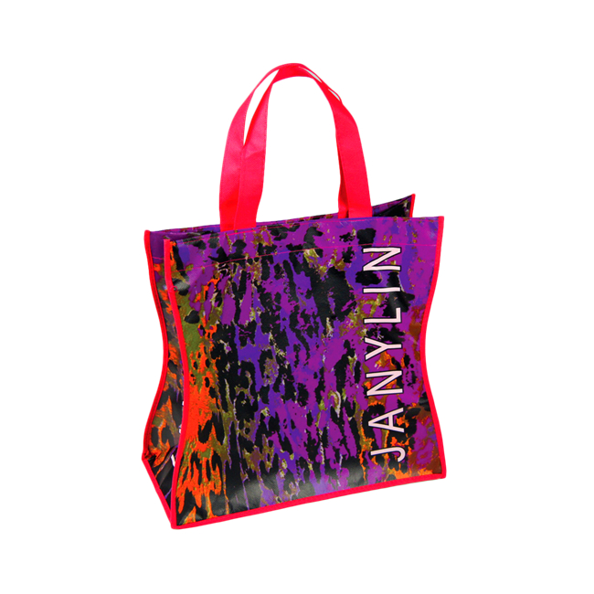 Colorful PP Nonwoven Shopping Bag