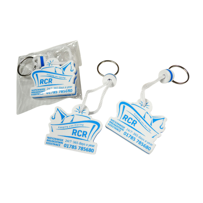 Irregular Key Chain